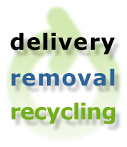 delivery removal recycling/